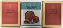 CALLENDER, M.H. Roman Amphorae. With index of stamps. Oxf., (1970). xxix, 3