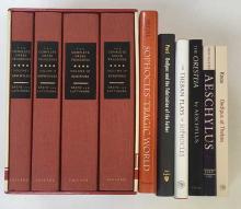 GRENE, D. & R. LATTIMORE, eds. The complete Greek tragedies. (1992). 4 vols