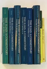 HOMERUS. Iliad. A commentary. Ed. G.S. Kirk, (a.o.). Cambr., (1985-93). 6 v