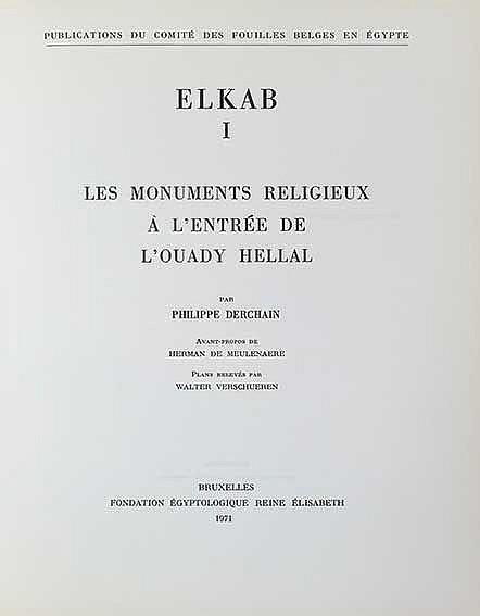 KRUCHTEN, J.-M. Le grand texte oraculaire de Djéhoutymose. Intendant du dom