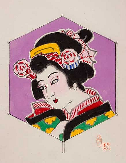 CHINA - JAPAN -- KITES -- TATSUSABRO KATO. Kites of Japan, a vanishing art.