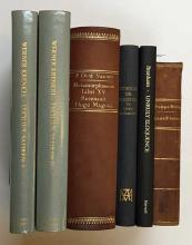 LUCILIUS. Satiren. Lat. & Deutsch v. W. Krenkel. 1970. 2 vols. Ocl. (Plasti