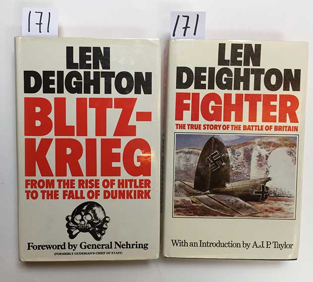 DEIGHTON, L. Blitzkrieg. From the Rise of Hitler to the Fall of Dunkirk. Lo