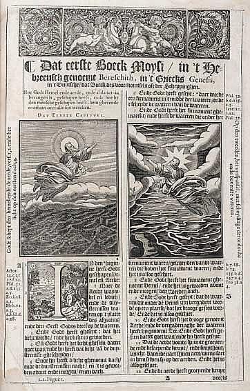 BIBLES -- BIBLIA NEERLANDICA -- BIBLIA SACRA Dat is de geheele Heylighe Sch