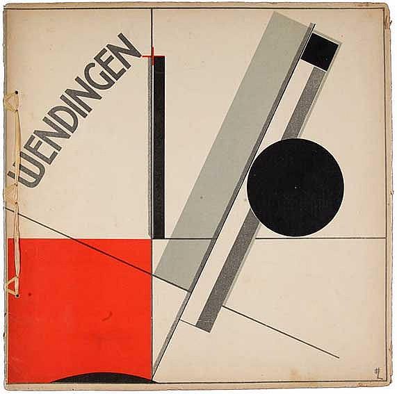 WENDINGEN. Jg. IV, 11: BERLAGE, H.P. Frank Lloyd Wright. Amst., 1921. Lge-4