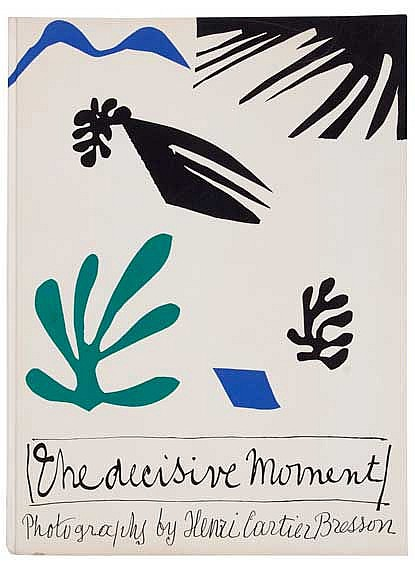 CARTIER-BRESSON, H. The decisive moment. NY, Simon & Schuster in collaborat