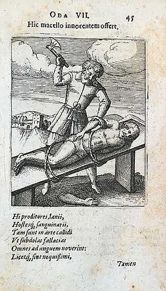 EMBLEM BOOKS -- FLITNER, J. Nebulo nebulonum, hoc est jocoseria nequitiæ ce