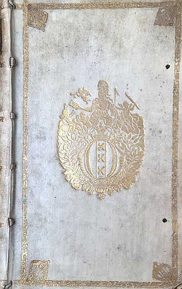 GROTIUS, H. De jure belli ac pacis ll. III. Cum adnotat. selectis J.F. Gron