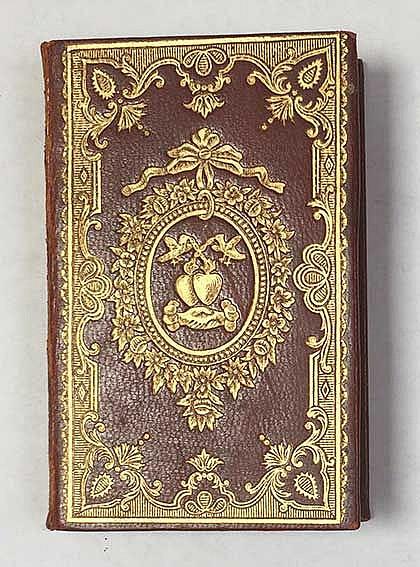 ALMANACS -- LES AMUSEMENTS DE PARIS. Almanach chantant pour les jolies femm