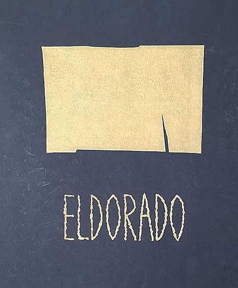 TRÖKES, H. Eldorado. Ein Bilderbuch von Amerika. Cologne, Galerie der Spieg