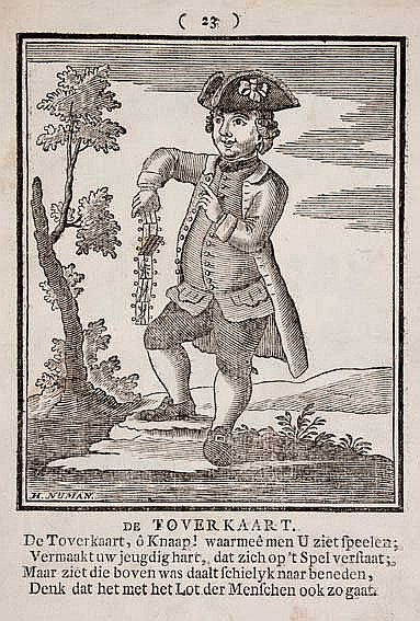 CHILDREN'S PICTURE BOOK -- NUMAN, H. Extra fraai kinder prent-boek, zynde v