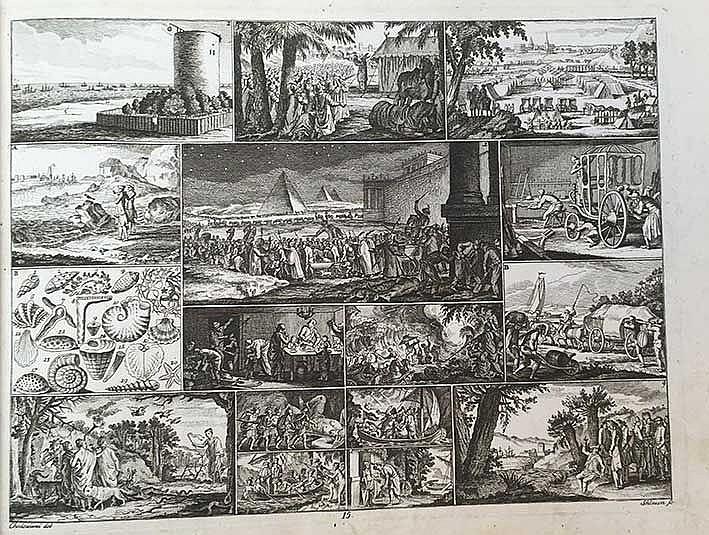 CHILDREN'S BOOKS -- (STOY, J.S. Bilder-Akademie für die Jugend. Nürnberg, 1