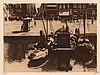 WITSEN, Willem Arnold ('Willem') (1860-1923). 'Damrak met gezicht op een st, Willem Witsen, €190