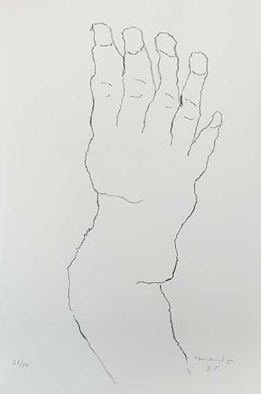 ARMANDO. (= D. v. Dodeweerd). De hand en de stem. (N.pl., Hein Elferink, 19