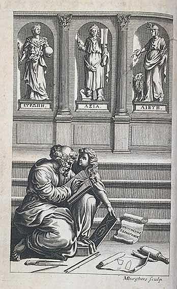 DIONYSIUS PERIEGETES. Orbis descriptio, cum veterum scholiis, et Eustathii