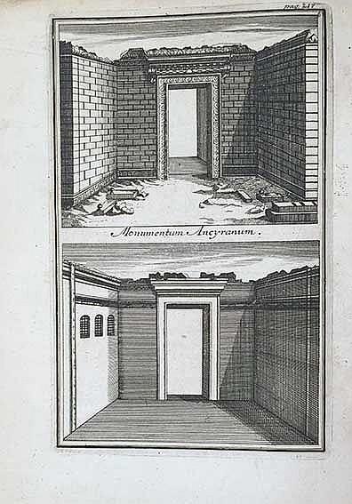 AUGUSTUS. Imp. Caes. Augusti temporum notatio, genus, et scriptorum fragmen