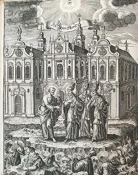 KOLB, G. Series episcoporum archiepiscoporum et electorum Moguntinorum, Tre