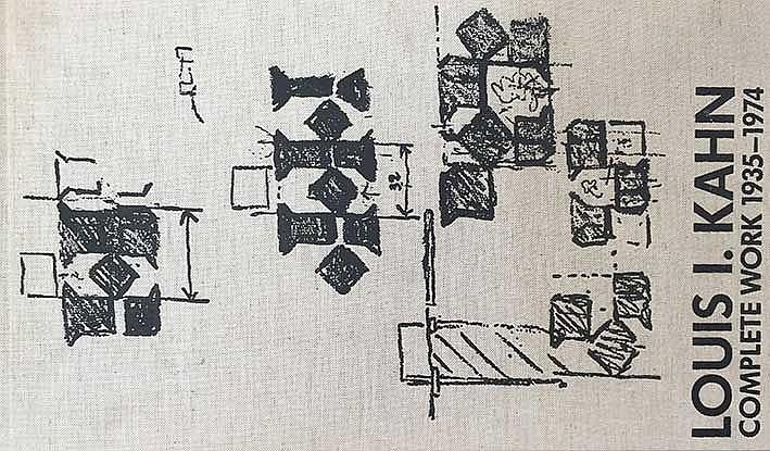 KAHN -- RONNER, H. & S. JHAVERI. Louis I. Kahn, complete work 1935-74. 2nd