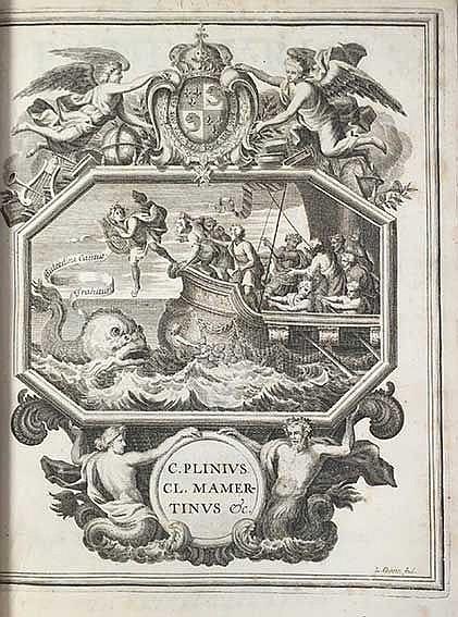 PANEGYRICI VETERES. Interpret. et notis illustravit J. de la Baune. Par., S