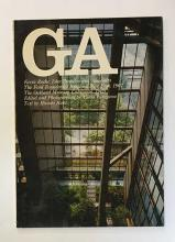 PERIODICALS -- GA (Global Architecture). An Encyclopedia of Modern Architec