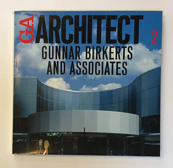 PERIODICALS -- GA ARCHITECT (Global Architecture). Ed. by Y. Futagawa, (a.o