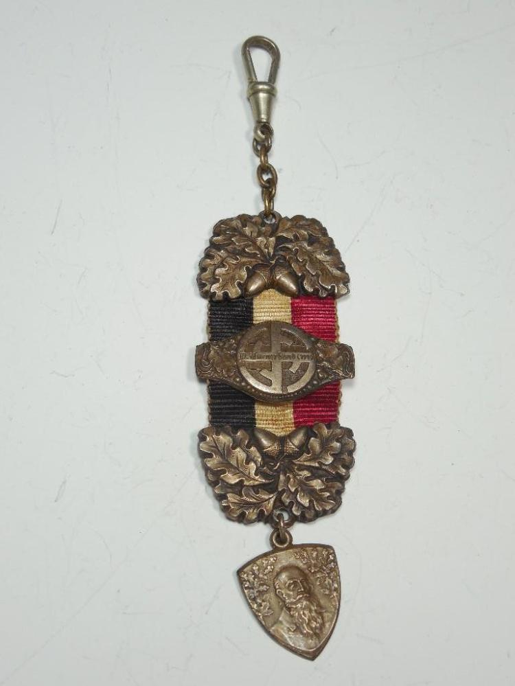 German Gymnastics Association Ribbon/Medal