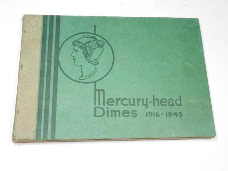 Mercury Head Dime Album w/
