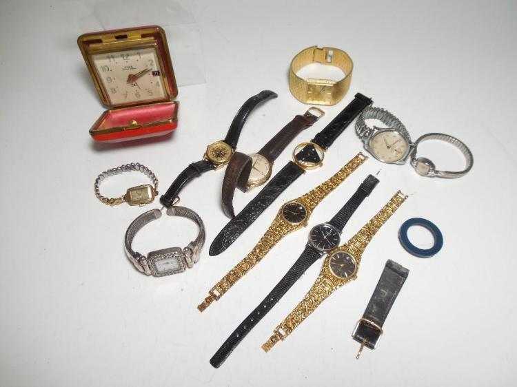 Vintage Watches Group Lot