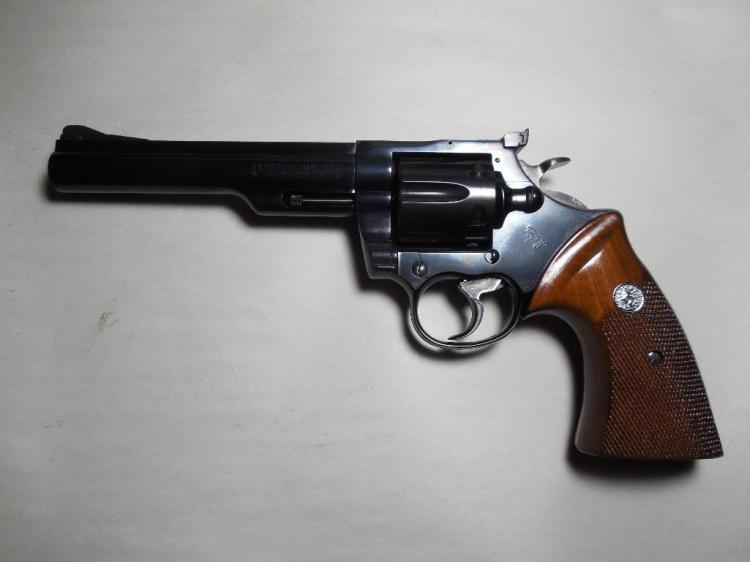 Colt Trooper MKIII 357 Magnum Revolver