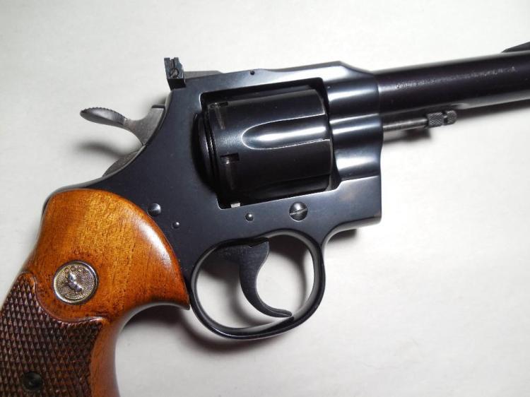 1950 Colt Officer Model Special 22LR Revolver