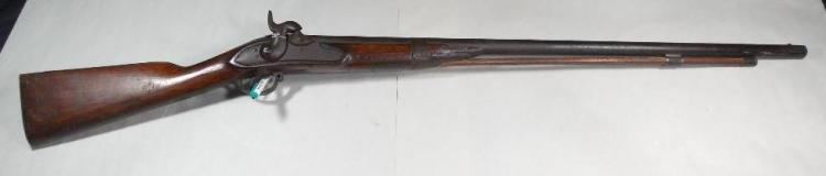 Prussian Model 1809 Percussion Musket