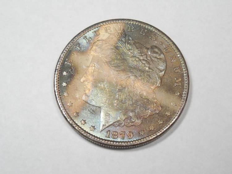 ~MS66 1879-S Morgan Dollar Silver Coin