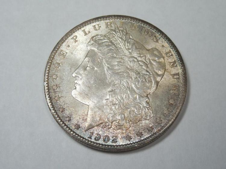 ~MS66 1902-O Morgan Dollar Silver Coin