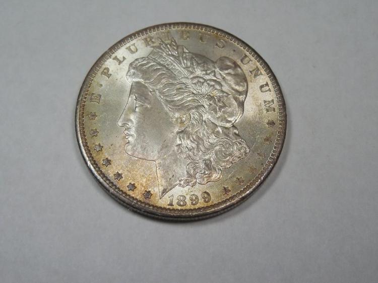 ~MS66 1899-O Morgan Dollar Silver Coin