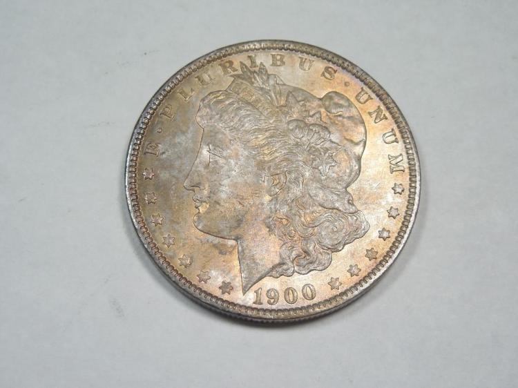 ~MS66 1900-O Morgan Dollar Silver Coin