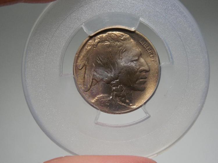 Very High Grade Buffalo Nickel Coin 1913