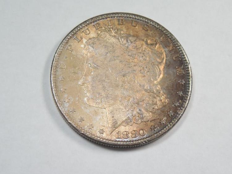~MS66 1880-S Morgan Dollar Silver Coin