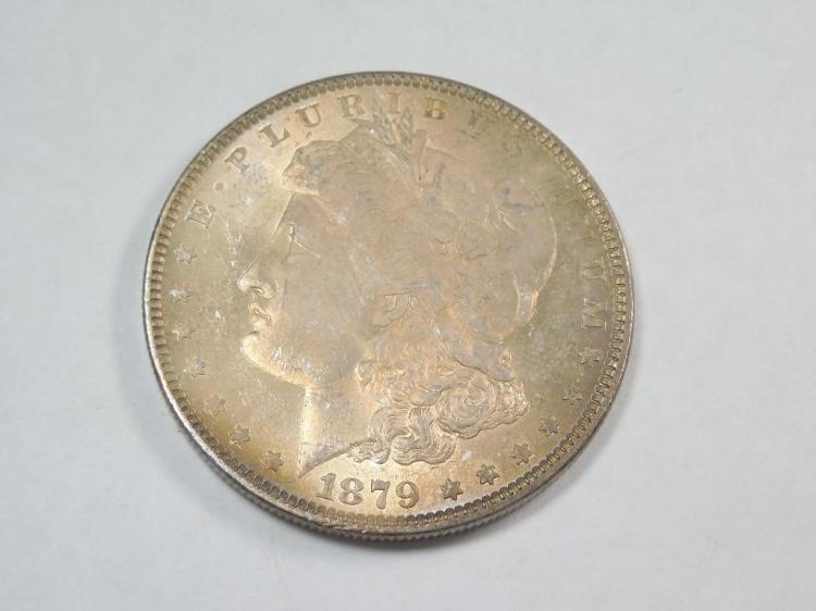 ~MS66 1879 Morgan Dollar Silver Coin