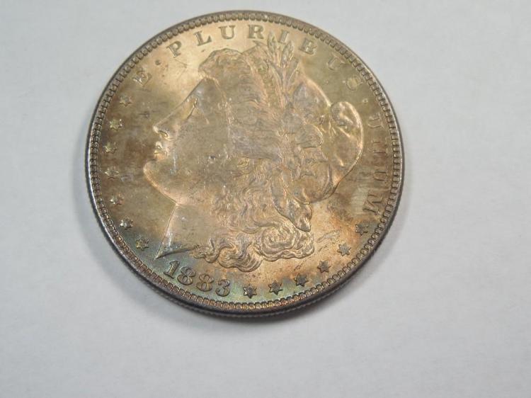 ~MS66 1883 Morgan Dollar Silver Coin