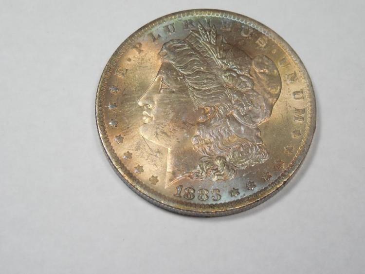 ~MS66 1883-O Morgan Dollar Silver Coin