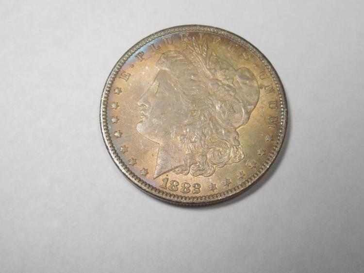 ~MS66 1882-O Morgan Dollar Silver Coin