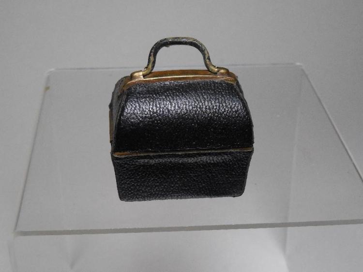 Antique Travelling Inkwell Suitcase Design