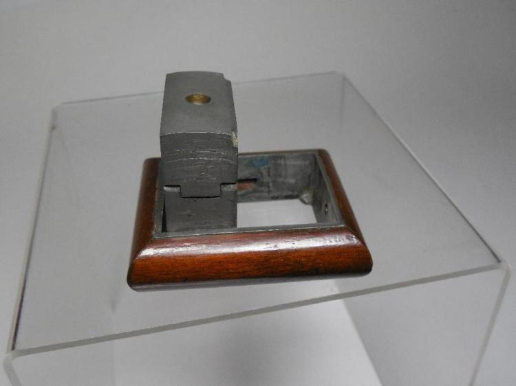 Antique Ransome's Patent Travelling Inkwell