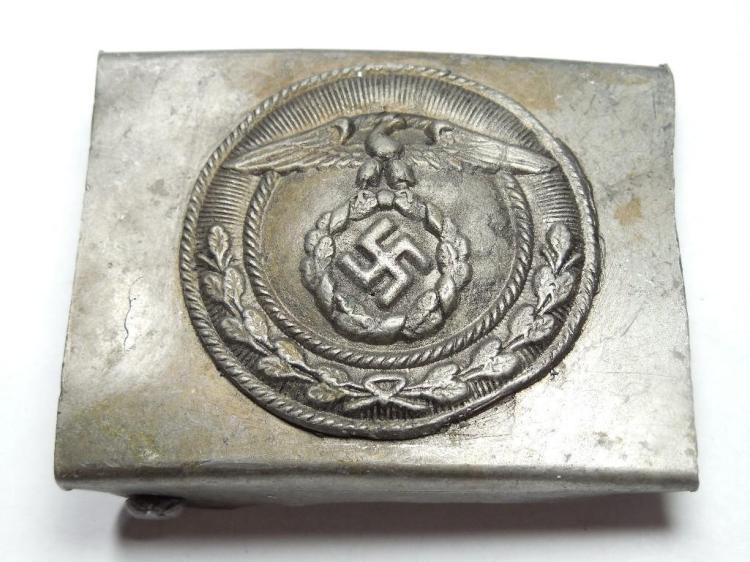 Rare Nazi German SA Military Belt Buckle