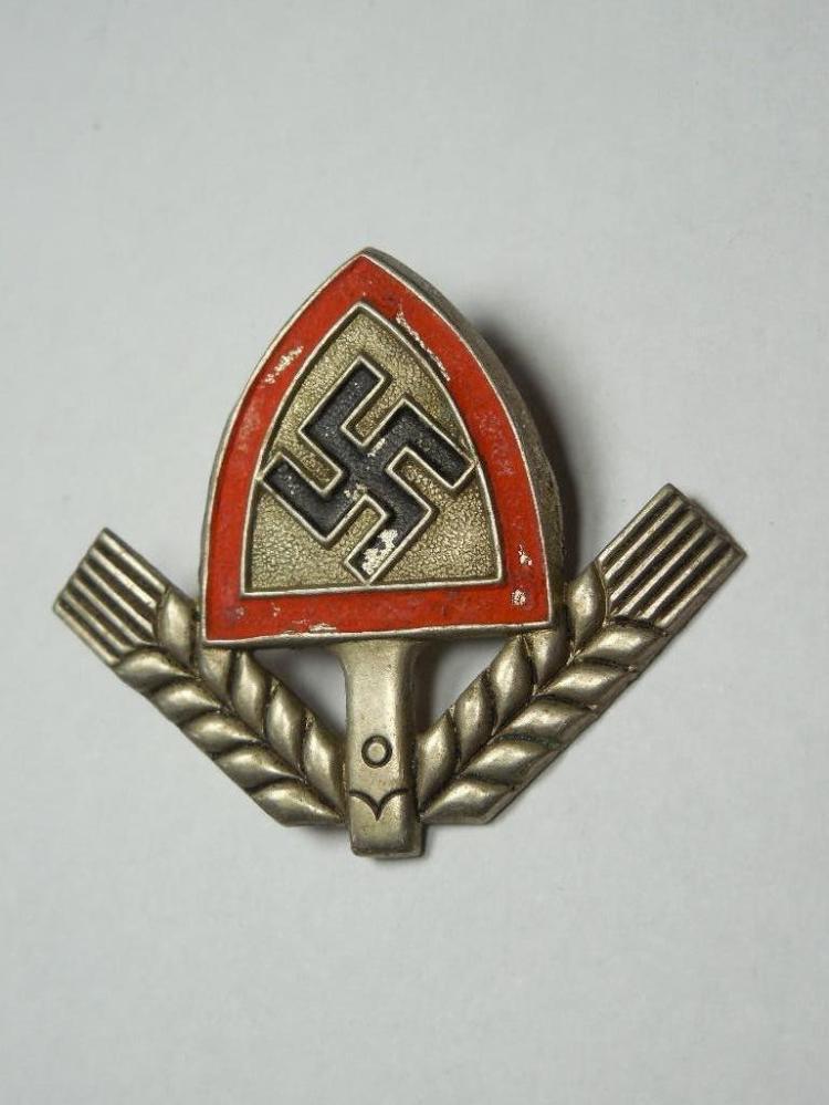 Nice Nazi German WWII Era RAD Labor Service Pin