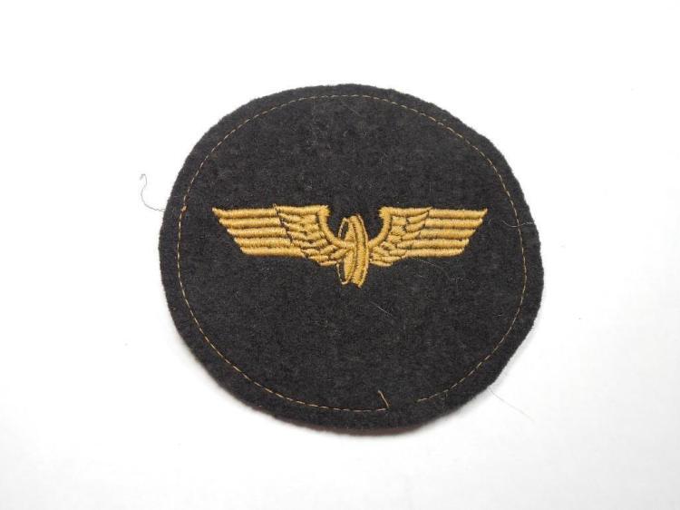 WWII Nazi German Transportation Corps Patch