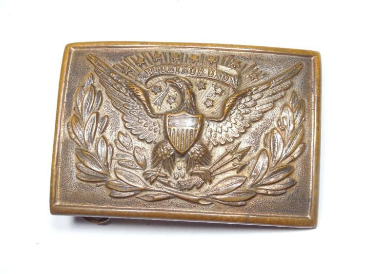 Nice Federal Type US Military Buckle