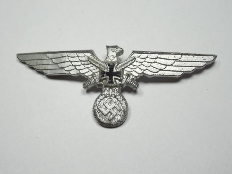 Nazi German WWII Veteran Eagle Pin