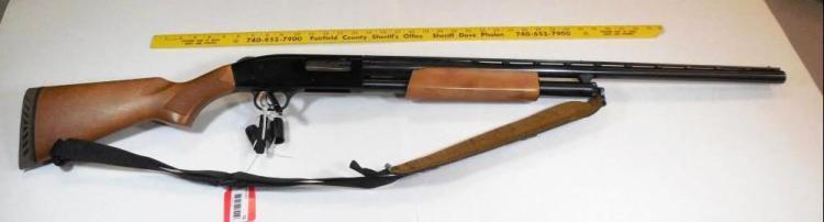 Mossberg Model 500 12 Gauge Shotgun - Nice