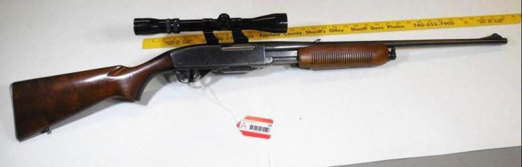 Remington Gamemaster Model 760 30-06 Pump Rifle